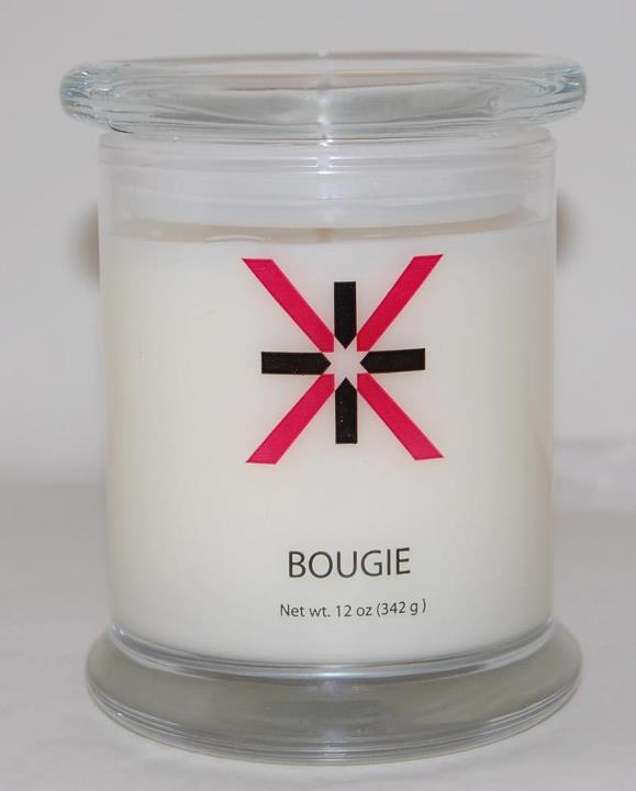 Kein Cross Signature Bougie Candle