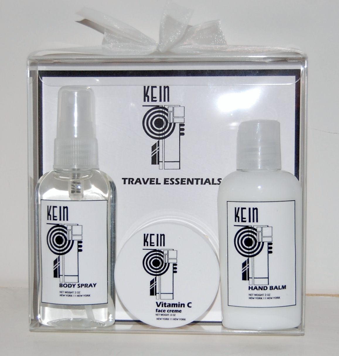 KEIN Travel Essentials