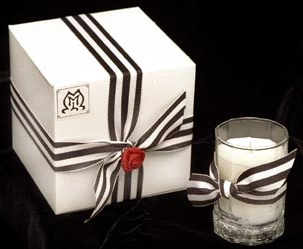 KEIN Lily Votive Candle