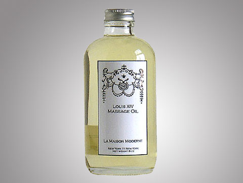 La Maison Moderne Louis XIV Massage Oil
